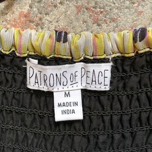 438e1bb2da8 Patrons of Peace Dresses - Patrons of Peace Bohemian Maxi Dress